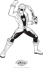power ranger coloring pages coloringeast com