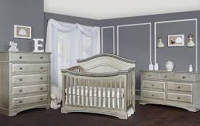 Top Convertible Cribs by Windsor Adora Curved Top U2013 5 In 1 Convertible Crib In Pewter