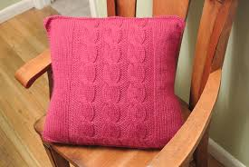 Knit Cushion Cover Pattern Christmas Part Two Little Toys And A Pillow Cover Pattern
