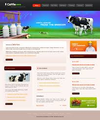 free web form templates download css web form templates for cattle farm advisors