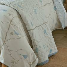 sanderson home dawn chorus throw from palmers department store online
