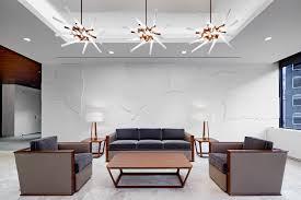 Waiting Area Interior Design Inside Federal Home Loan Bank U0027s Elegant Nyc Office Officelovin U0027