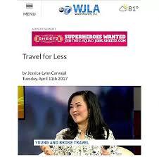 Washington travel talk images Adventuresinsery abc wjla webp