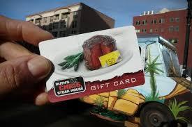 ruth chris steakhouse gift card r u alphabet of restaurants