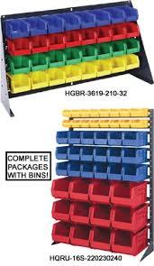 Storage Bin Shelves by Bolt Bins U0026 Industrial Storage Bin Racks Nationwide Industrial