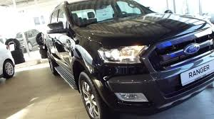 Ford Ranger Interior Accessories 2017 Ford Ranger 4x4 U0027 U0027wildtrak U0027 U0027 Exterior U0026 Interior 3 2 Td 200