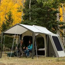 cabin tent kodiak canvas 12 x 9 ft cabin tent deluxe awning orccgear