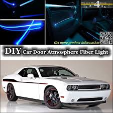 Dodge Challenger Interior Lighting For Dodge Challenger Srt Interior Ambient Light Tuning Atmosphere