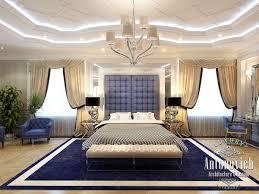 Bedroom Interior Design Dubai Master Bedroom From Antonovich Design On Behance