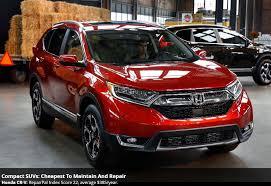 win a honda crv 3 honda s win cheapest vehicle to buy maintain awards