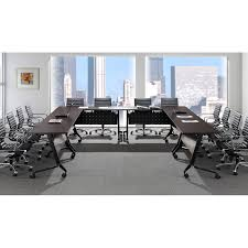 flip top office tables flip top nesting tables