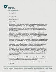 patient termination letter sample patient termination letter