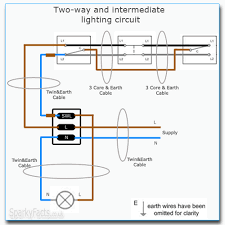 two way lighting circuit wiring diagram wiring diagram two way switch