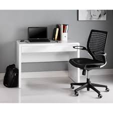 High Gloss White Desk by Contemporary Curved Gloss White Computer Desks