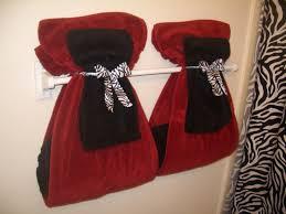 Towel Folding Ideas For Bathrooms Bathroom Towel Folding Ideas