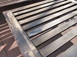 Diy Wood Patio Table by Bonnieprojects Refinishing Wood Patio Furniture