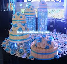 bling cake stand 2014 new product beauttiful bling cake stand for wedding