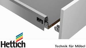 küche demontieren arcitech schubkastensystem bau montage und verstellung