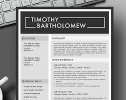 Resume Format For Job Download by 122 Best Resume Template For Instant Download Images On Pinterest