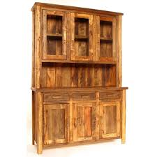 colorado reclaimed wood buffet u0026 hutch small