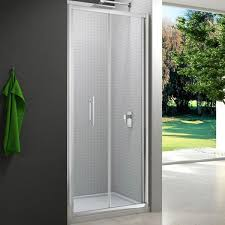 Shower Door 720mm Merlyn 6 Series Bi Fold Shower Door M67201n 700mm Chrome Clear
