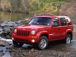 red jeep liberty jeep cherokee liberty specs 2001 2002 2003 2004 2005