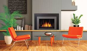 awesome natural modern gas fireplace inserts natural modern gas