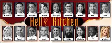 Hells Kitchen Season 14 Hells - foodie gossip hell s kitchen a hell of an embarrassment foodie