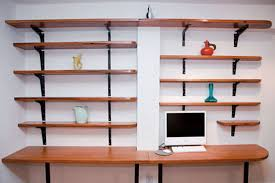 home office ikea wall shelves office home design ideas modern
