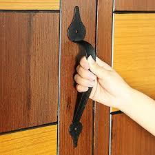 black cast iron kitchen cabinet handles kitchen door handles cabinet cupboard wardrobe pull knobs
