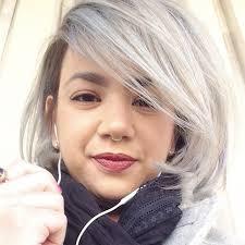 pravana silver hair color pravana silver bob hair colors ideas