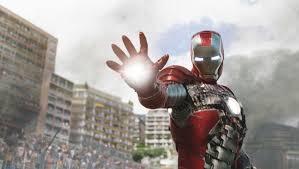 Iron Man Malibu House by Anthony