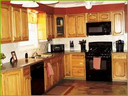 pictures of kitchens with black appliances 18 new painting kitchen cabinets black appliances model kitchen