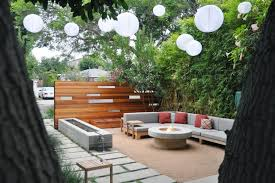 Modern Landscaping Ideas For Backyard Decomposed Granite Patio Segmentation Of Space Http Www Houzz