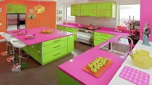 cuisine en couleur 1001 idées pour repeindre sa cuisine les couleurs phares du