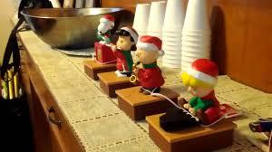 peanut gang musical christmas ornament by hallmark youtube