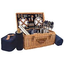 wine picnic basket picnic with wine accessories to keep your wine cool and safe on