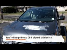 honda crv windshield replacement cost how to change honda cr v wiper blade inserts