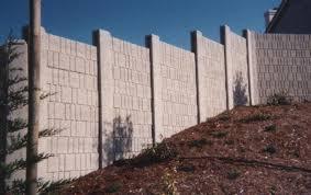 Concrete Wall by Bay Area Precast Concrete Walls Concrete Fences