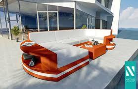 canape tresse exterieur canape tresse exterieur fabulous stunning salon de jardin canape d