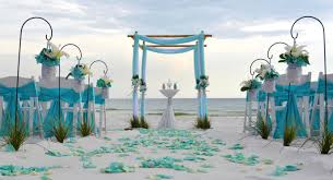 destin wedding packages barefoot wedding vow renewal commitment ceremony florida