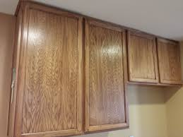Refacing Oak Kitchen Cabinets Download Refinishing Golden Oak Kitchen Cabinets Homecrack Com