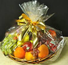 fruit gift basket fresh fruit