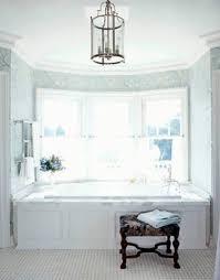 Traditional Bathroom Lighting Fixtures Bathroom With Wallpaper And Lantern Bathroom Light Fixtures