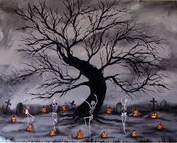 251 best halloween art images on pinterest happy halloween