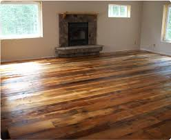 Laminated Timber Floor Flooring Chestnut Rustic Hardwood Floors Best Engineered Brown
