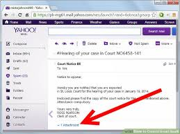 yahoo email junk mail how to control email spam 4 steps with pictures wikihow