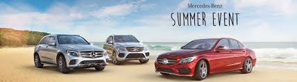 mercedes plaza motors 2016 summer event plaza motors