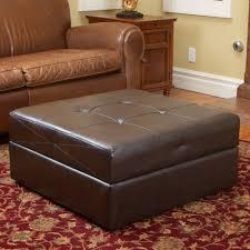 coffee table amazing round ottoman table black storage ottoman