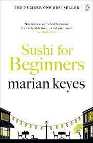 sushi for beginners book sushi for beginners marian keyes
